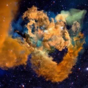 Astronomical photo