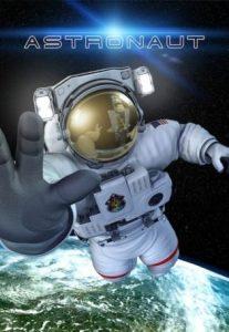 Poster for Astronaut planetarium show