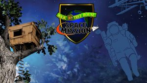 Cover photo for Magic Tree House Space Mission fulldome theater show