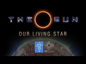 Cover Photo of The Sun: Our Living Star Fulldome Theater Show