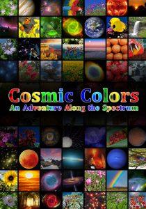 Cosmic Colors Planetarium Show Poster