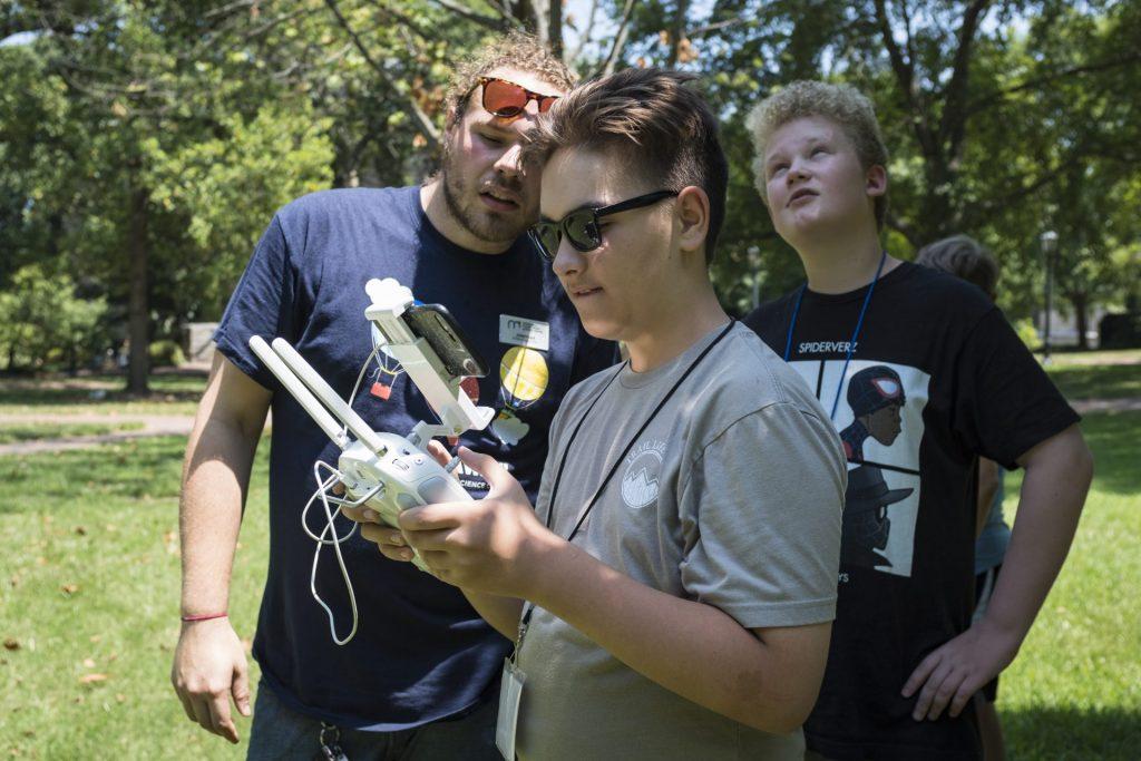 SciVentures Summer Camp 2019