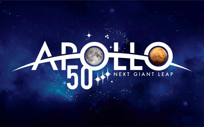 Apollo 50 Next Giant Leap