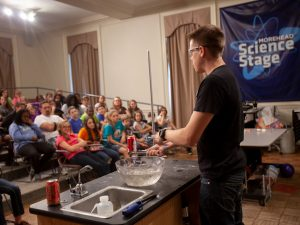 Science LIVE!