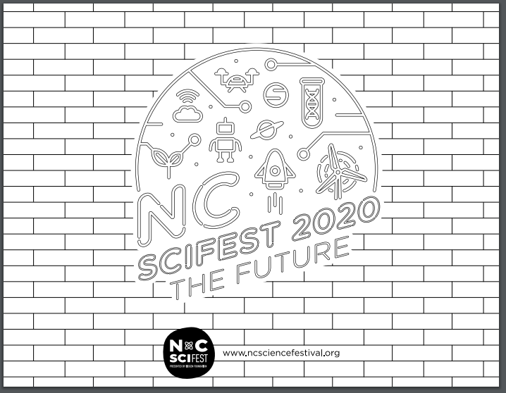2020 NCSF coloring page