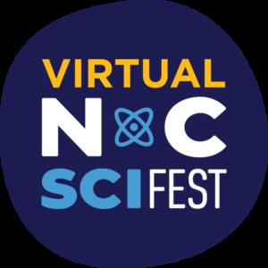NC Virtual Science Festival Logo