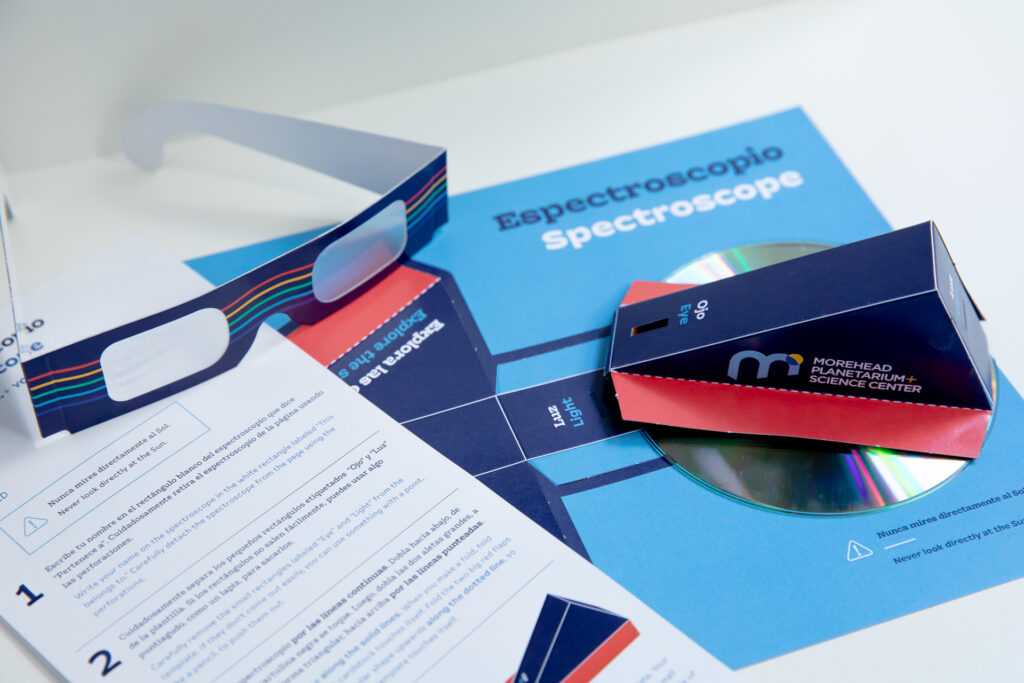Espectroscopio | Spectroscope