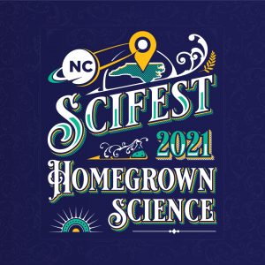 NCSF Homegrown Science graphic theme