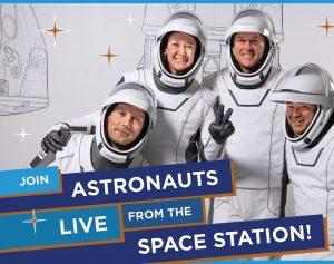 NASA Astronauts_ISS