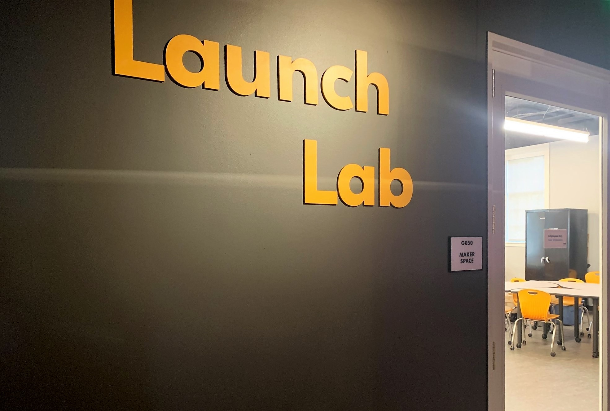Launch lab at Morehead